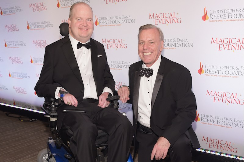 "The Christopher & Dana Reeve Foundation Hosts ""A Magical Evening"" Gala - Arrivals"