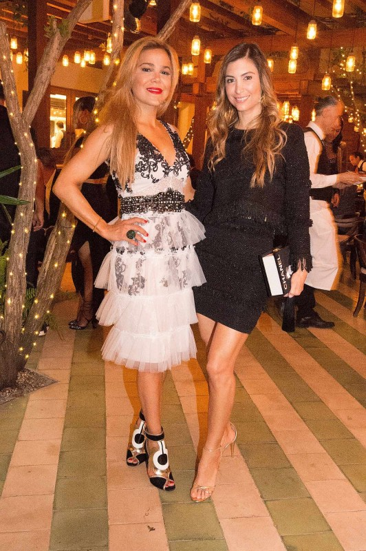 Sir Philip Green Hosts Dinner In Celebration Of Topshop Topman Miami Store Opening