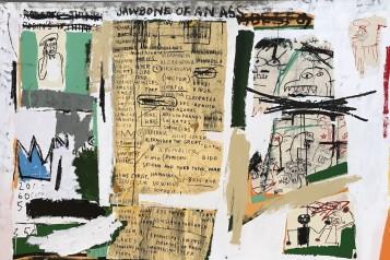 Artist, Basquiat_Jawbone