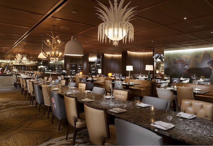The Most Extravagant Restaurants To Celebrate Thanksgiving In Las Vegas