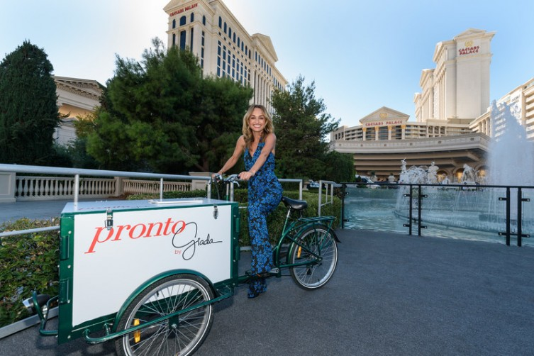Giada De Laurentiis' New Restaurant Pronto at Caesars Palace Haute Living