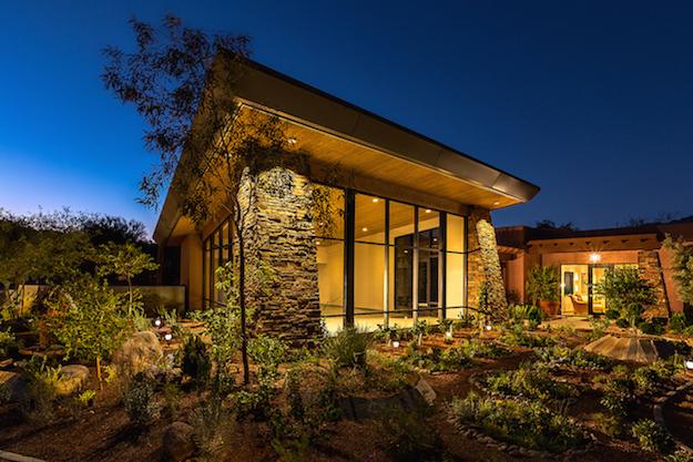 Canyon Ranch Tucson Spiritual Wellness Center
