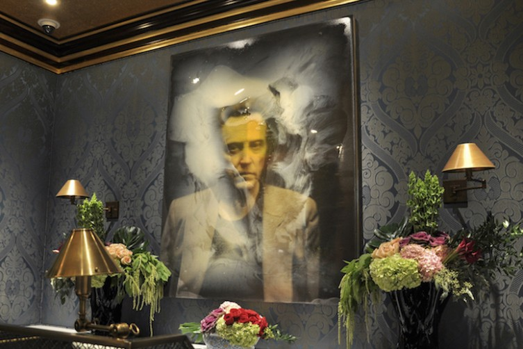 9 Restaurants With Hidden Fine Art In Las Vegas Julian Schnabel Haute Living