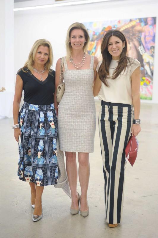 Carole Seikaly, Susan Malzoni, & Gisela Lowenstin
