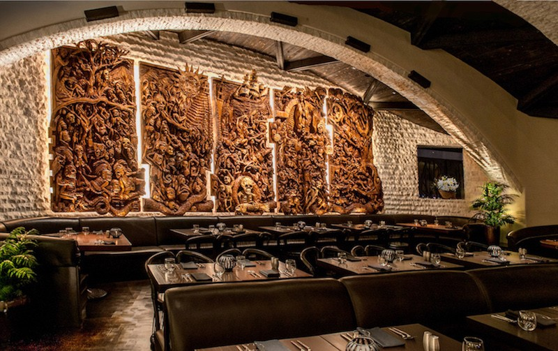 9 Restaurants With Hidden Fine Art In Las Vegas