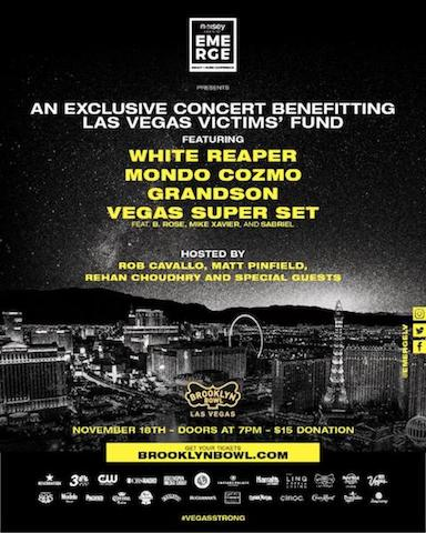 Emerge Impact and Music Confrence Will Be Donating Concert Proceeds To Vegas Victims Fund haute living tita carra