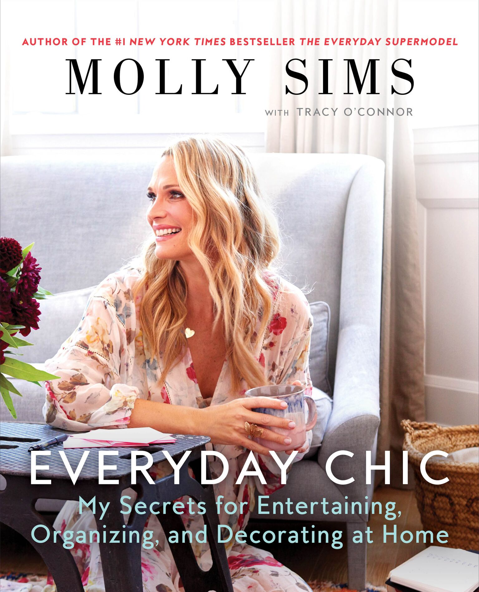 The cover of Sims' latest book