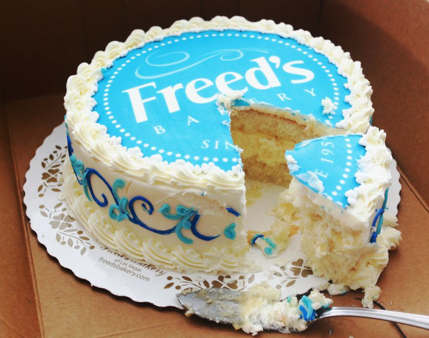 Freeds Bakery Creates The Most Outrageous Cakes In Las Vegas