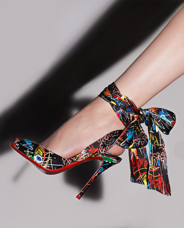 a7c8b7b39a6 Christian Louboutin Unveils The Loubitag Collection For Men And Women