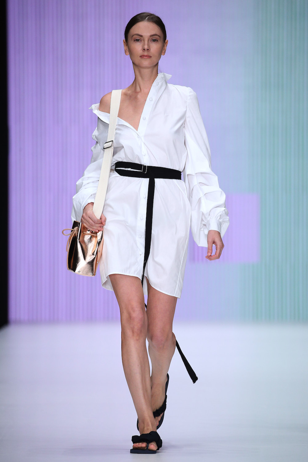 A look from the Katya Komarova (Australia) collection