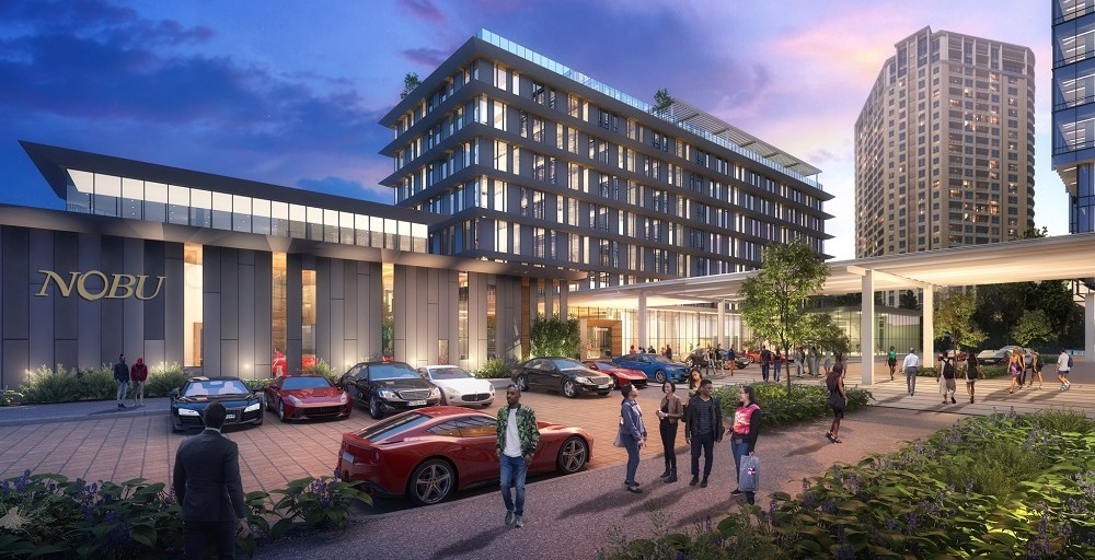 Nobu Hotel And Restaurant Announce Atlanta Opening