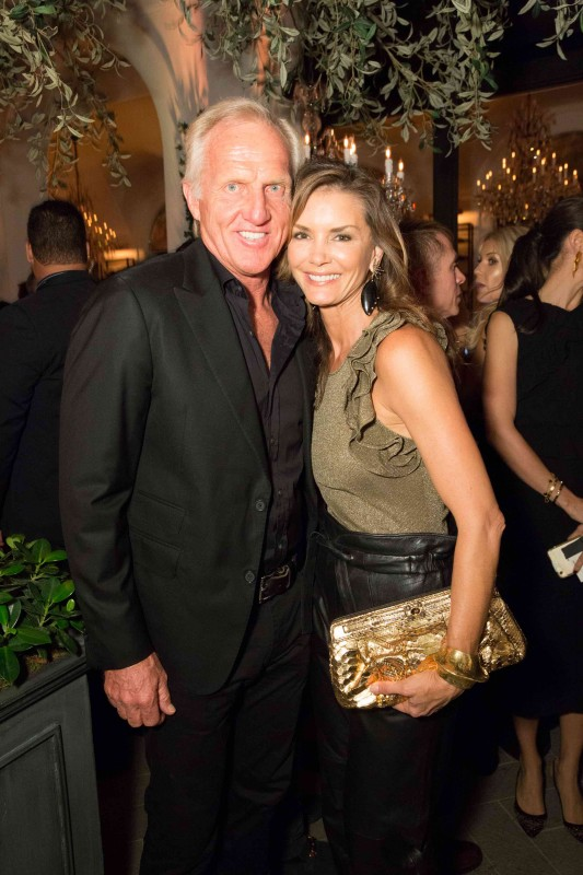 Greg and Kirsten Norman