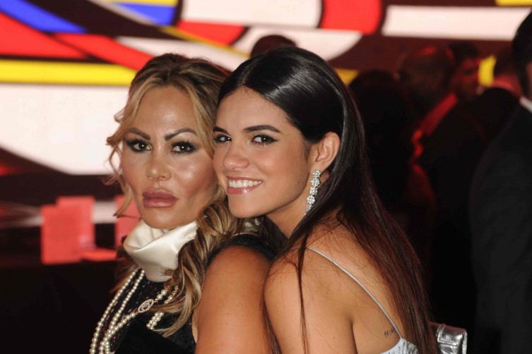 Orianne Collins and Renata Munoz