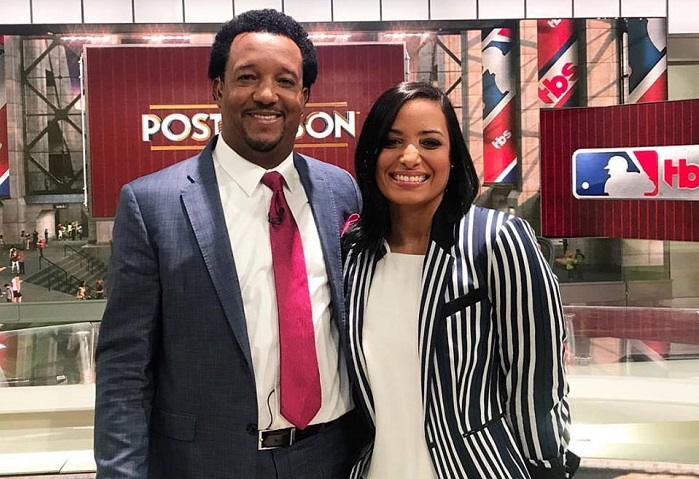 Pedro and Carolina Martinez