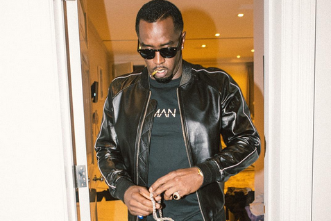 Diddy, Sean Combs...Changed His Name Again