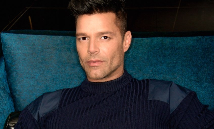 Ricky Martin Premieres In American Crime Story: The Assassination of Gianni Versace, In the Midst Of Saving Puerto Rico