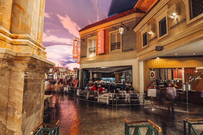 Spago Casino