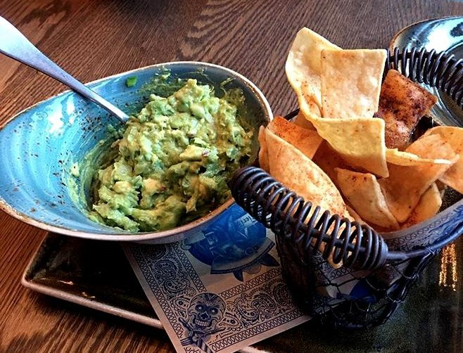 These 6 Restaurants Have The Best Chips & Guacamole haute living las vegas tita carra