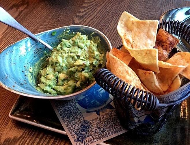 These 6 Restaurants Have The Best Chips & Guacamole haute living las vegas tita carra