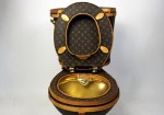 Would You Buy The $100,000 Louis Vuitton Toilet Haute Living Tita Carra