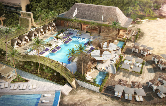 Leading Resort Developer Grupo Vidanta Brings Hakkasan to Mexico Haute Living Las Vegas Tita Carra