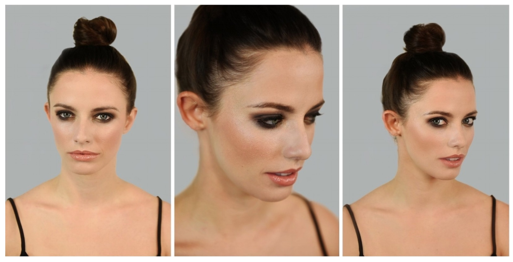 The Alluring makeup application from FaceWest's lookbook