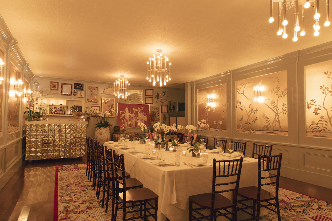 the best private dining rooms in sf for your holiday hosting