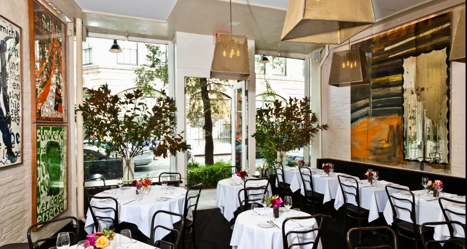 NYC Restaurants That Are All About Art