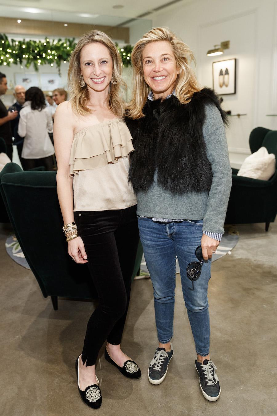 Marisa Sharkey and Kathryn Lasater