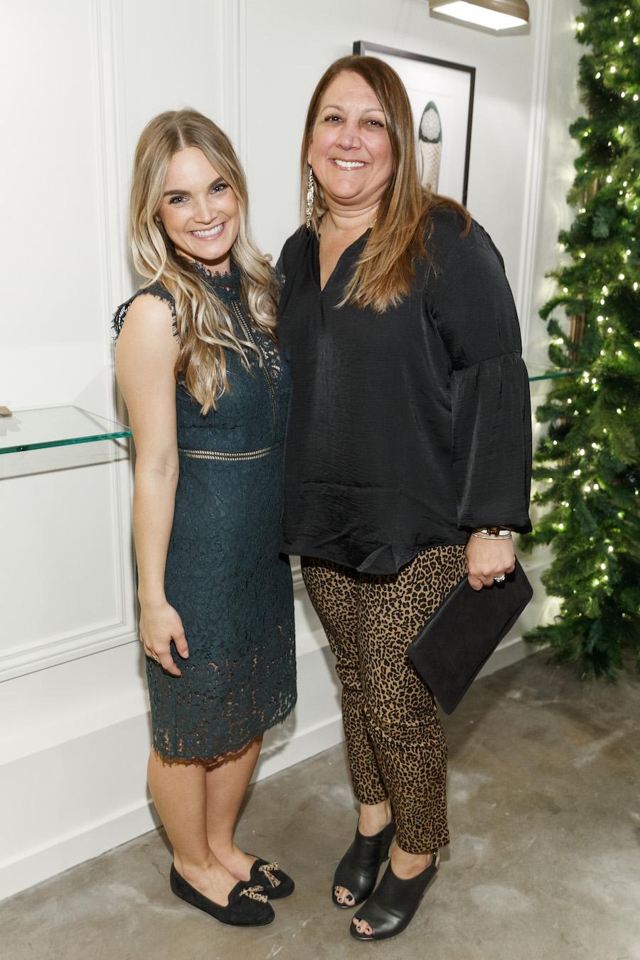 Danielle Murphy and Lisette Fernandez