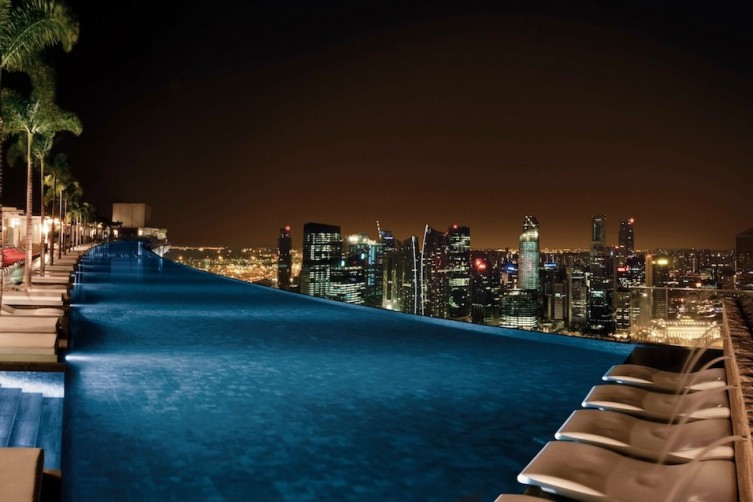 LAVO Singapore Unveiling At The Futuristic Realm Of Marina Bay Sands TAO Group Haute Living Tita Carra