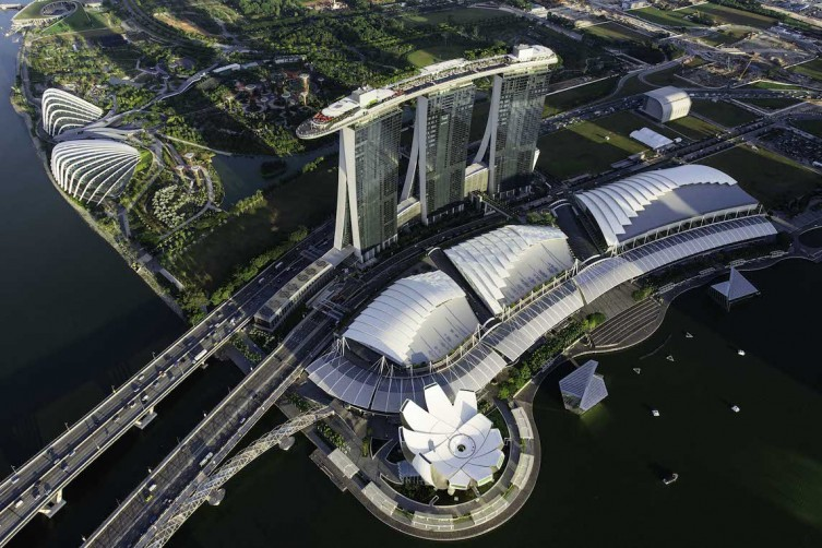 LAVO Singapore Unveiling At The Futuristic Realm Of Marina Bay Sands TAO Group Haute Living Tita Carra