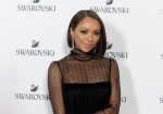 Kat Graham attends Swarovski's Holiday Collection Launch