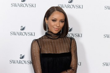 Swarovski's Holiday Celebration with Kat Graham at The Grove