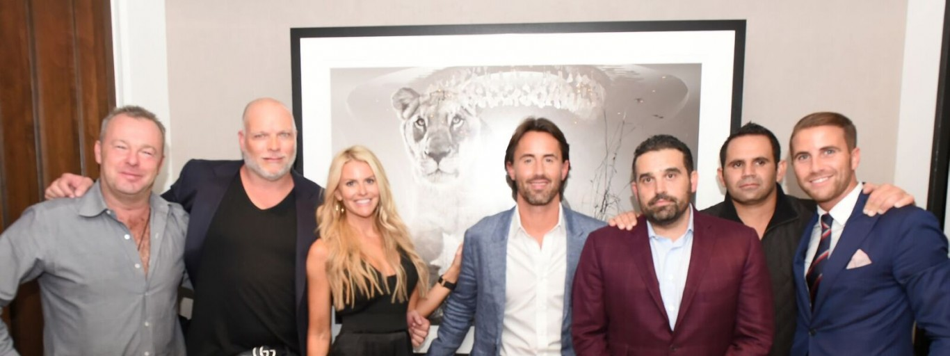 Haute Living, LOUIS XIII And Maddox Gallery Host Dinner For Fine Art Photographer David Yarrow