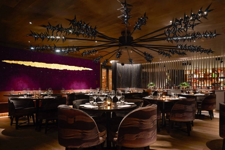 The Best Places To Dine Out For Christmas In Las Vegas MB Steak Haute Living