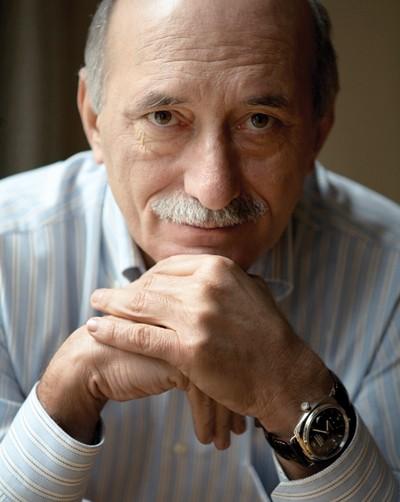Panerai CEO, Angelo Bonati