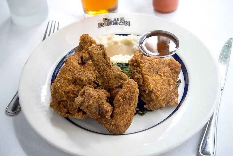 Blue Ribbon Brasserie_Fried Chicken_Credit Steve Hill (HR) 2