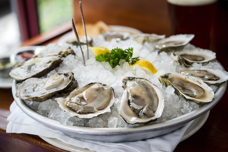 Blue Ribbon Brasserie_Oysters_Credit Steve Hill (HR) 2