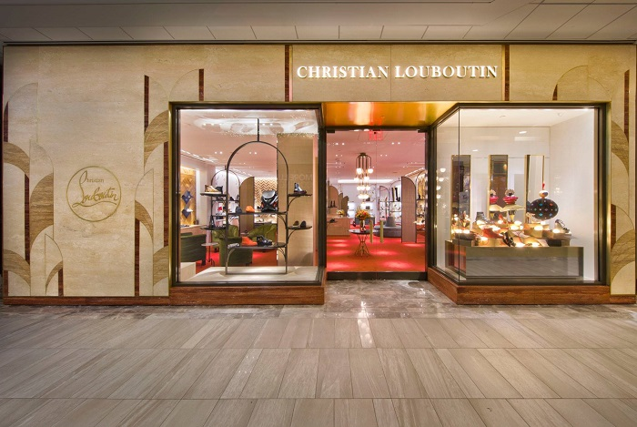 boutique christian louboutin