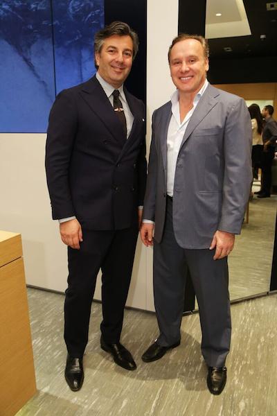 Davide Murdocca & Lenny Hochstein