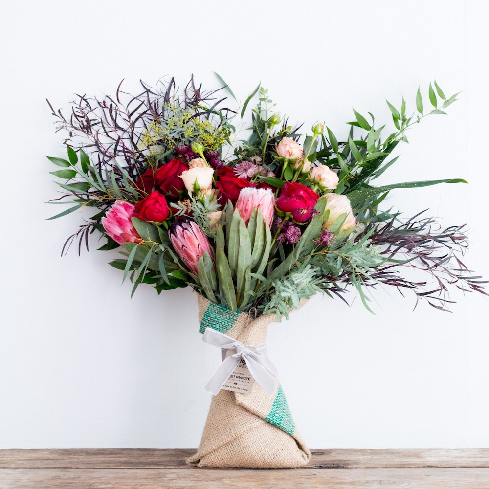 A Farmgirl Flowers arrangement