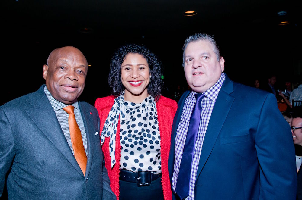 Willie Brown, London Breed, John Konstin