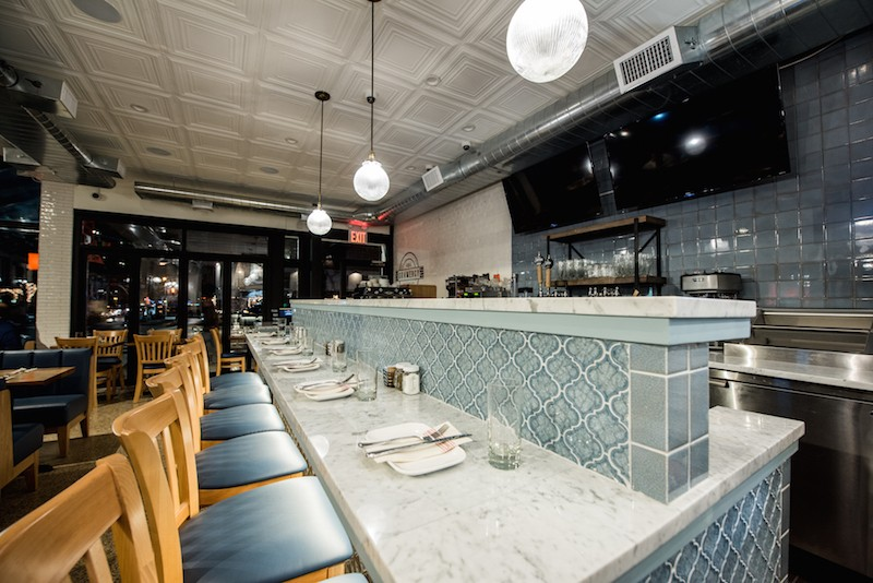 Gramercy Kitchen Opens Today, Giving