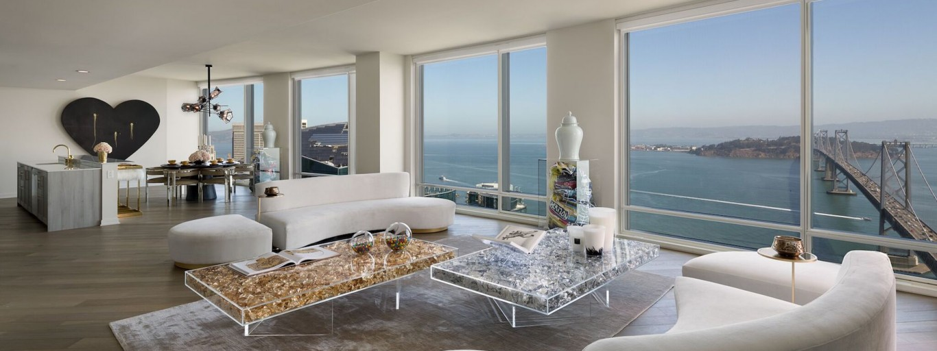 The Harrison's Penthouse Collection Now On The Market