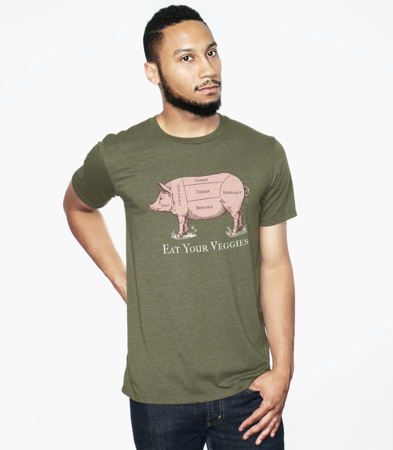 Headline Shirt eat-veggies_m1_1312
