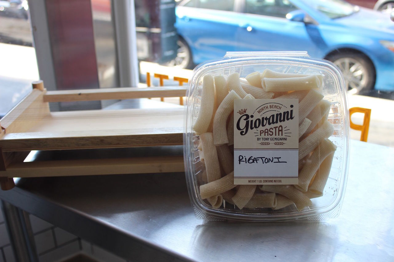 Shop for dried pasta at Giovanni's