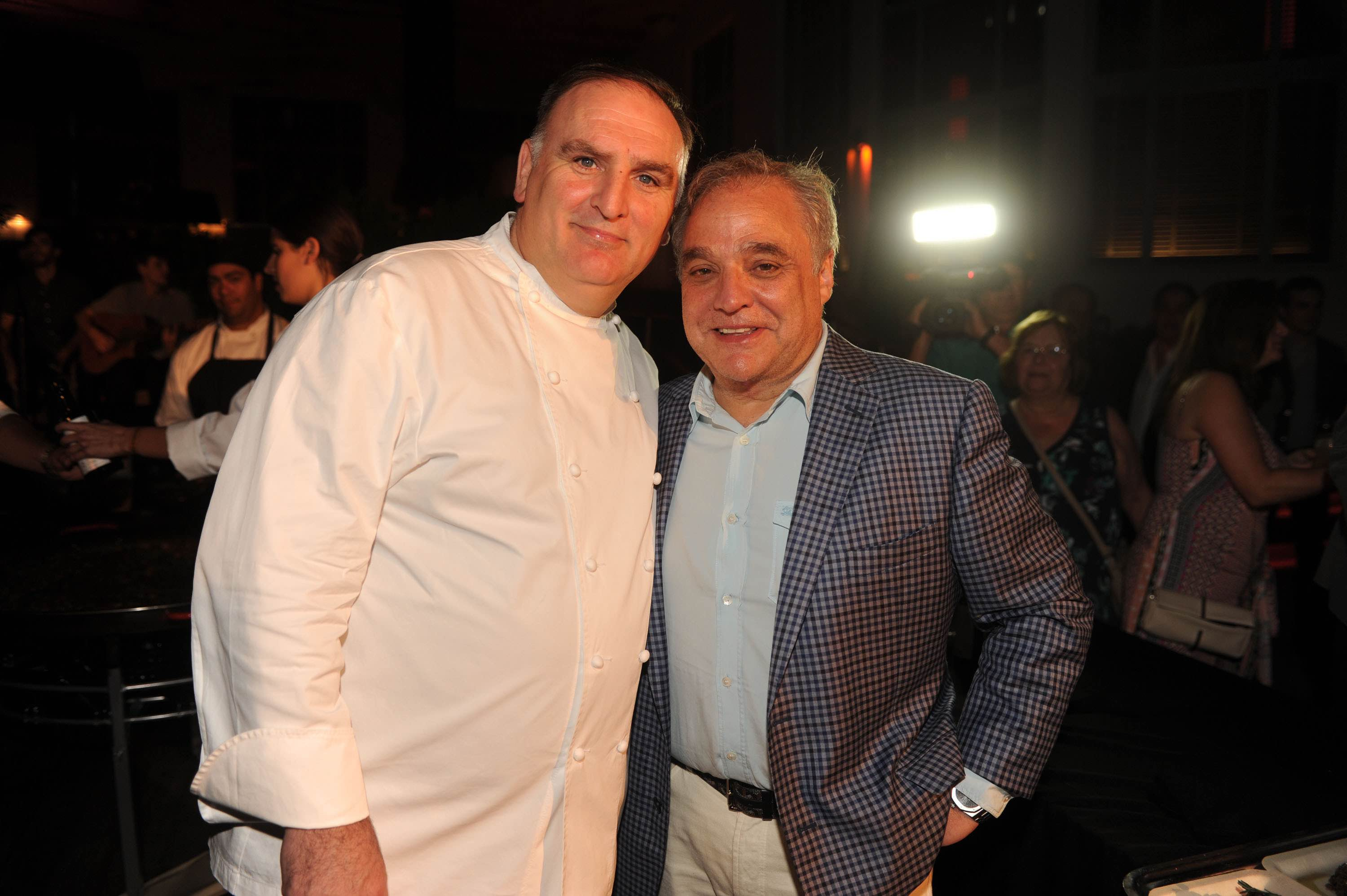 Paella & Tapas by the Pool hosted by José Andrés - 2017 Food Network & Cooking Channel South Beach Wine & Food Festival at SLS South Beach on February 23, 2017 in Miami Beach, Florida