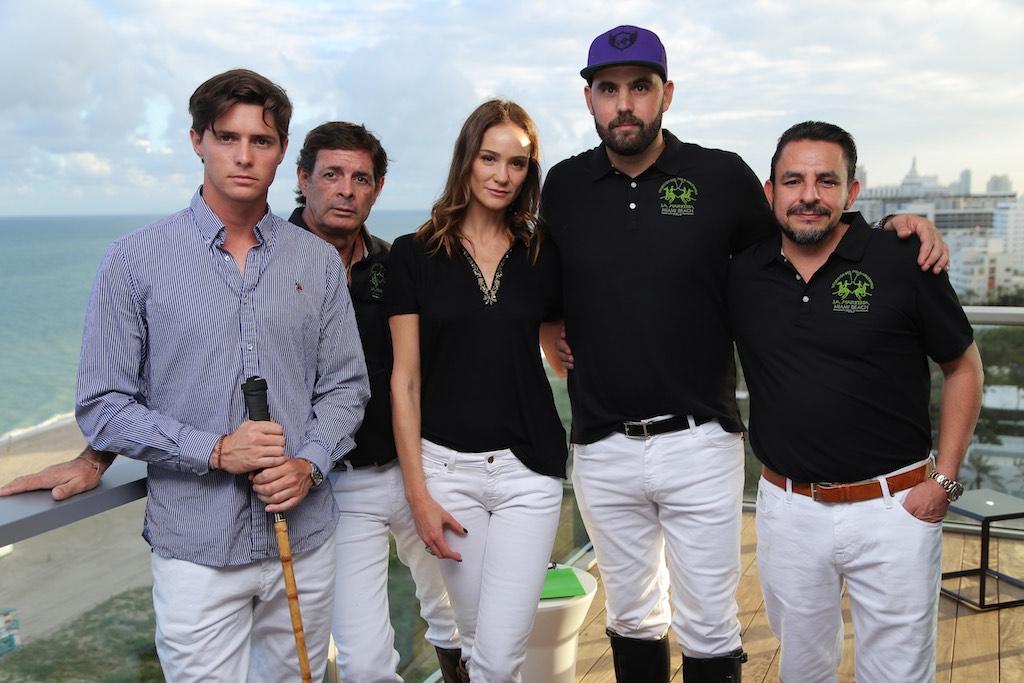 Juancito & Juan Bollini, InÇs Rivero, Tito Gaudenzi, & Fernando Torres