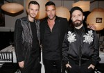 Dior Celebrates New Black Carpet Collection At Art Basel Miami